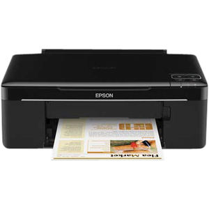 Epson Stylus TX130 Inkjet Multifunction Printer - Color - Plain Paper Print - Desktop