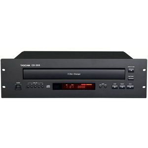 TASCAM CD-355 CD Player