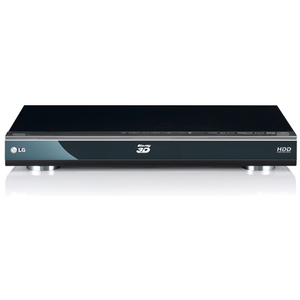 LG HR600 3D Blu-ray Disc Player