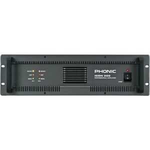 Phonic 300 Watt Contractor Power Amp