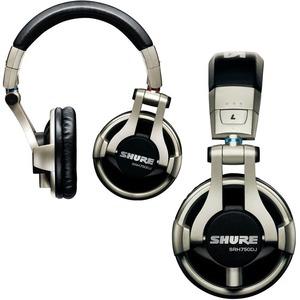 Shure SRH750DJ Professional DJ Headphones