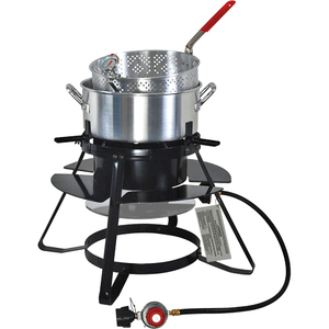 Brinkmann 815-4010-S Outdoor Cooker