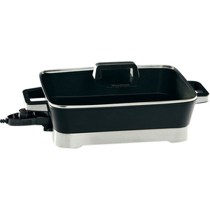 West Bend 72400 - Oblong Electric Skillet