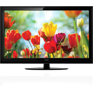 "Coby LEDTV5536 - 55"" LED TV 1080p 120 Hz"