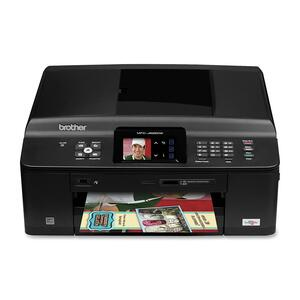 Brother MFC-J625DW Inkjet All-in-One Printer with Duplex Capability