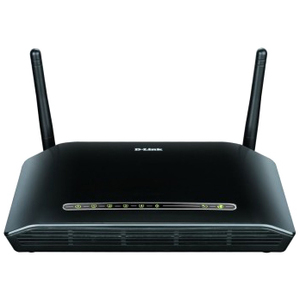 D-Link RangeBooster N DSL-2740B IEEE 802.11n  Wireless Router