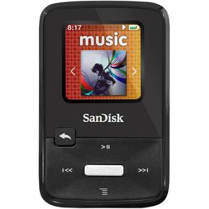 SanDisk Sansa Clip Zip 8GB Flash MP3 Player