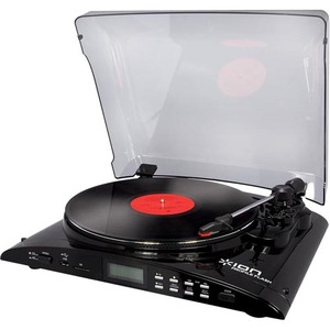 Ion Audio PROFILE FLASH Record Turntable