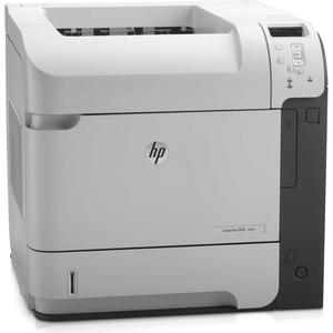 HP LaserJet 600 M601N Laser Printer - Monochrome - 1200 x 1200 dpi Print - Plain Paper Print - Desktop
