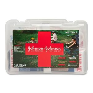 Johnson & Johnson JohnsonJohnson AllPurpose First Aid Kit at Sears.com