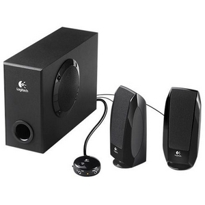 Logitech S-220 Multimedia Speaker System