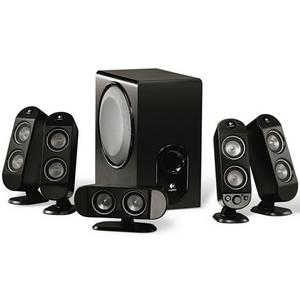Logitech X-530 Multimedia Speaker System