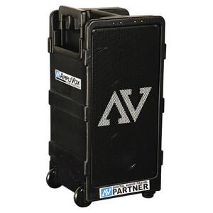 AmpliVox S1297 Satellite Wireless Powered Dual Speaker