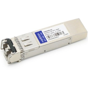 AddOn Brocade 44W4408 Compatible TAA Compliant 10GBase-SR SFP+ Transceiver (MMF, 850nm, 300m, LC, DOM) - 100% compatible and guaranteed to work