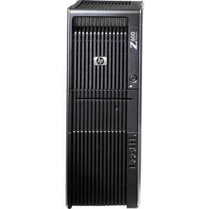 HP A9F62AW Mini-tower Workstation - Intel Xeon E5620 2.40 GHz