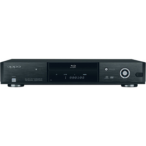 OPPO BDP-83 Blu-ray Disc Player