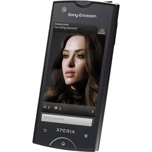 Sony Mobile XPERIA Ray Smartphone