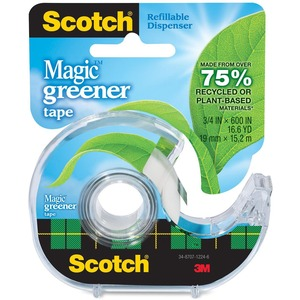 Scotch Magic Eco-Friendly Greener Transparent Tape