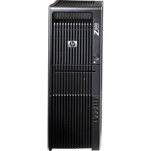 HP H2A84US Convertible Mini-tower Workstation - Intel Xeon X5647