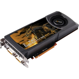 ZOTAC ZT-50106-10P ZT-50106-10P GeForce GTX 580 AMP Edition Graphic Card