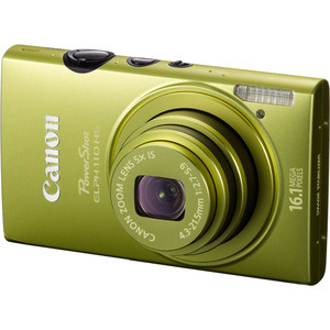 Canon 6051B001 Powershot Elph110HS Green16.1MP CMOS Camera Hardware