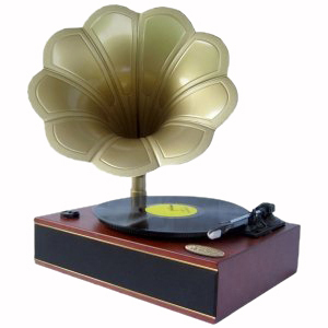 Pyle PNGTT1R Record Turntable