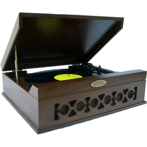 PylePro Vintage PVNTT6UMT Record Turntable