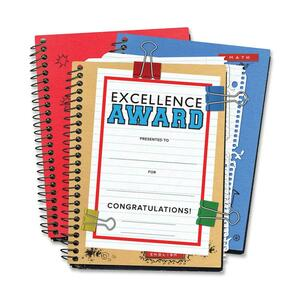 Southworth Motivations Excellence Award Certificate