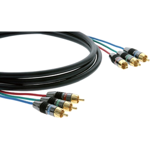 Kramer C-R3VM/R3VM-50 Component Video Cable