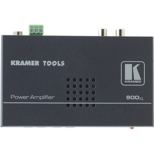 Kramer 900xl Stereo Audio Power Amplifier