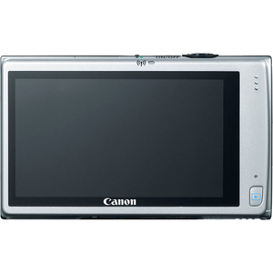 Canon 6021B001 PowerShot ELPH 320HS Silver 16.1MP Camera Hardware