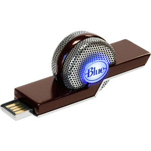 Blue Microphones Tiki Intelligent Ultra Compact USB Audio Electronics
