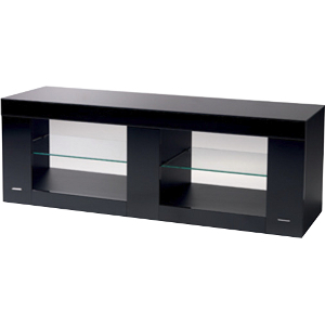 B-Tech Flat Screen TV Cabinet with Glass Top