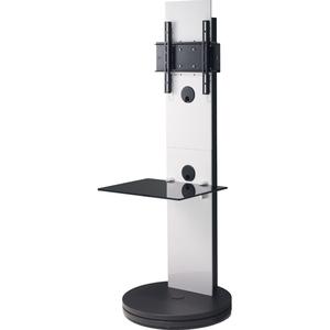 B-Tech 1.2m TV Stand with 1 Shelf
