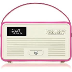 View Quest Retro Clock Radio