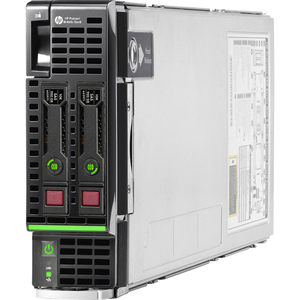 HP 641016-B21 ProLiant BL460c Gen8 10Gb FlexibleLOM Configure-to-order Blade Server