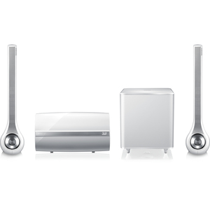 Samsung HT-ES6600 2 Speaker Smart 3D Blu-ray & DVD Home Theatre System
