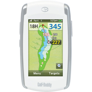 "GolfBuddy Platinum Golf GPS Navigator $$ - INSTANT $100 REBATE - $$- 3"" - Touchscreen - microSD Card - USB - 18 Hour"