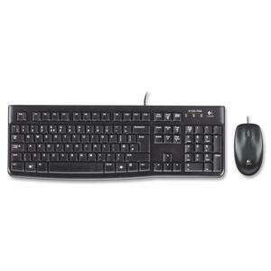 Logitech Desktop MK120-TAA