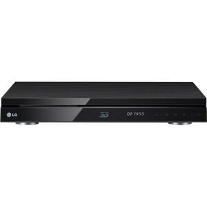 LG 1TB HDD 3D Blu-ray Player