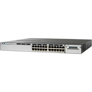 CISCO WS-C3750X-24P-E Catalyst 3750-X Ethernet Switch