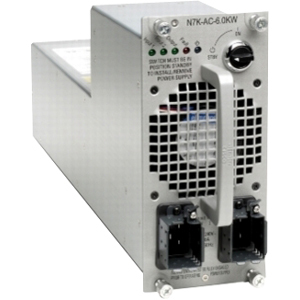 CISCO N7K-AC-6.0KW 6000W AC Power Supply