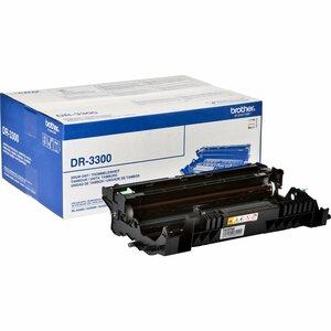 Tambour Brother Noir pour DCP 8250DN, HL-5440D - DR3300P