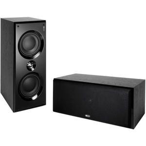 KEF C6LCR Speaker