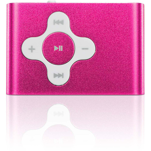 Yarvik PMP024 Run MP3 Player 2 GB Pink
