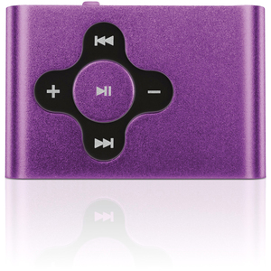 Yarvik PMP038 Run MP3 Player 4 GB Purple