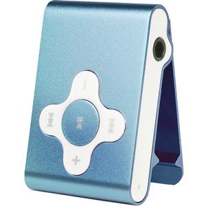Yarvik PMP027 MP3 Player 2 GB Run Baby Blue