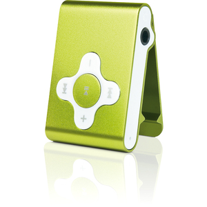 Yarvik PMP035 Run MP3 Player 4 GB Green