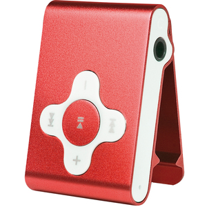 Yarvik PMP022 Run MP3 Player 2 GB Red