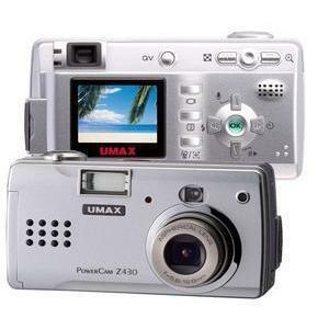 UMAX Technologies, Inc POWERCAM Z430
